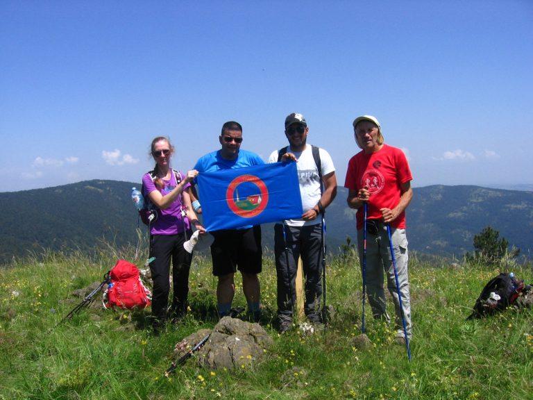 Susret planinarskih PTT društava Balkana 2019.
