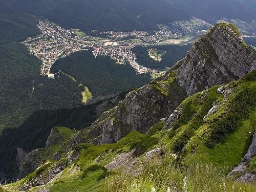 Fagaraš (Moldoveanu 2544m) i Bucegi (Omu 2507m)